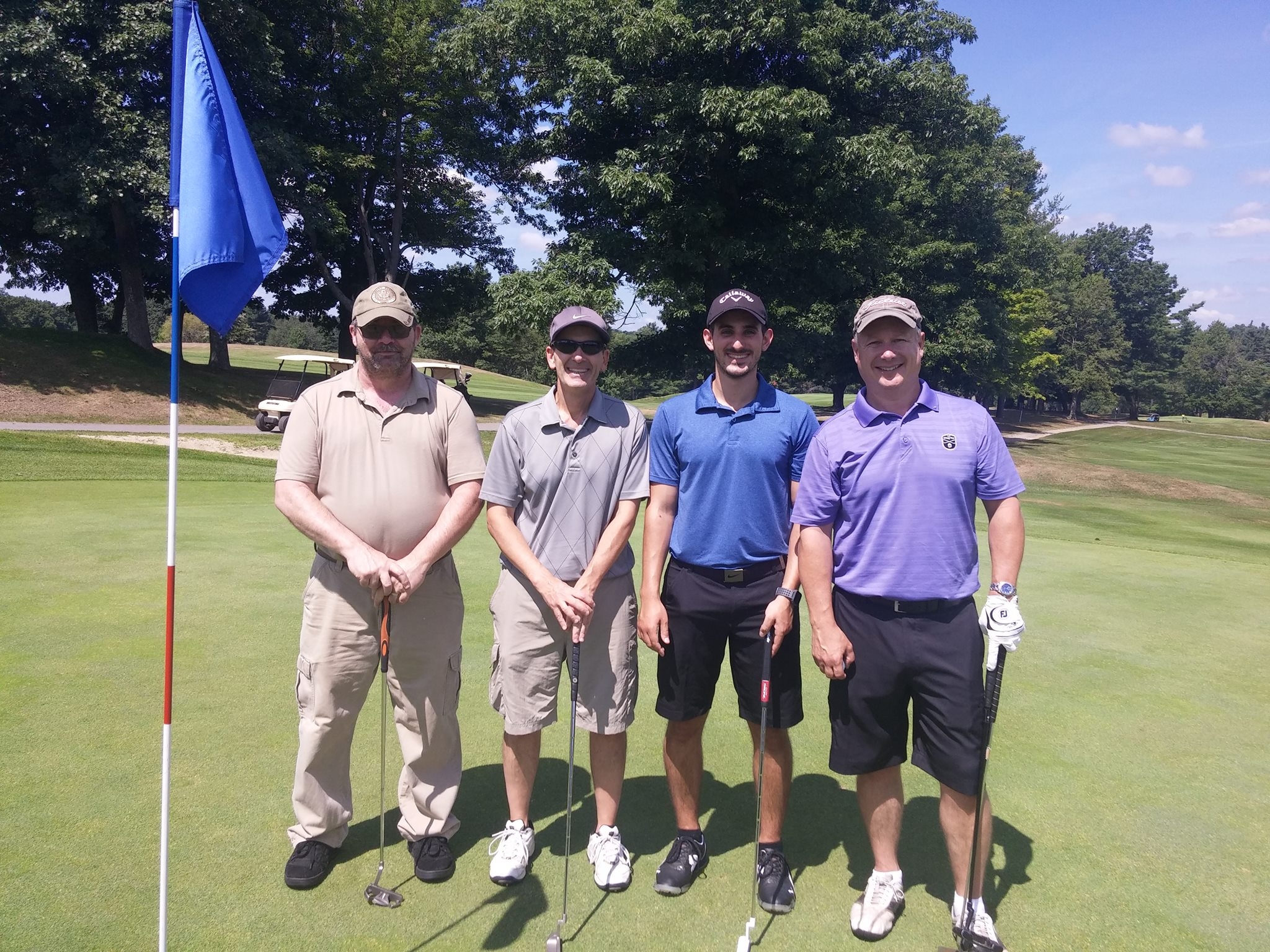 Scramble for Charity 2016