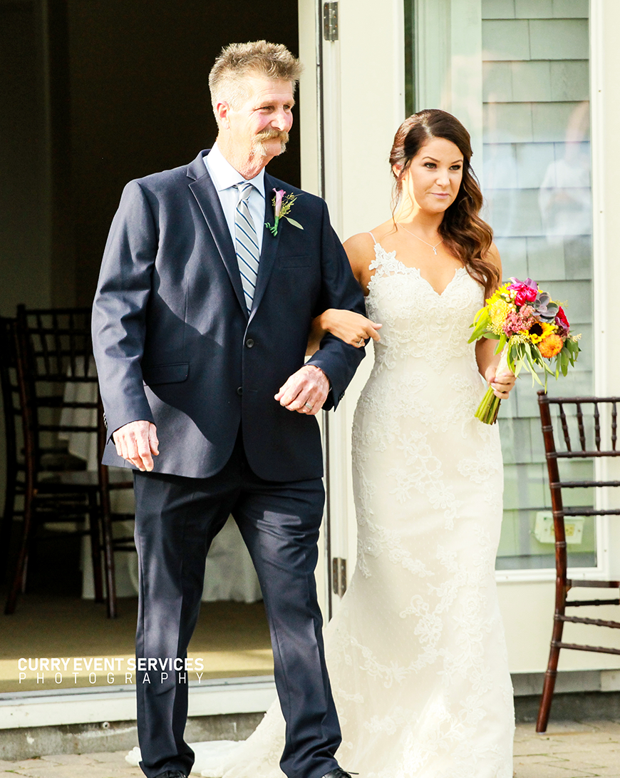 Walking Down the Aisle - Curry Events